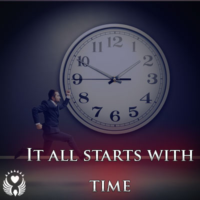 It all starts with time